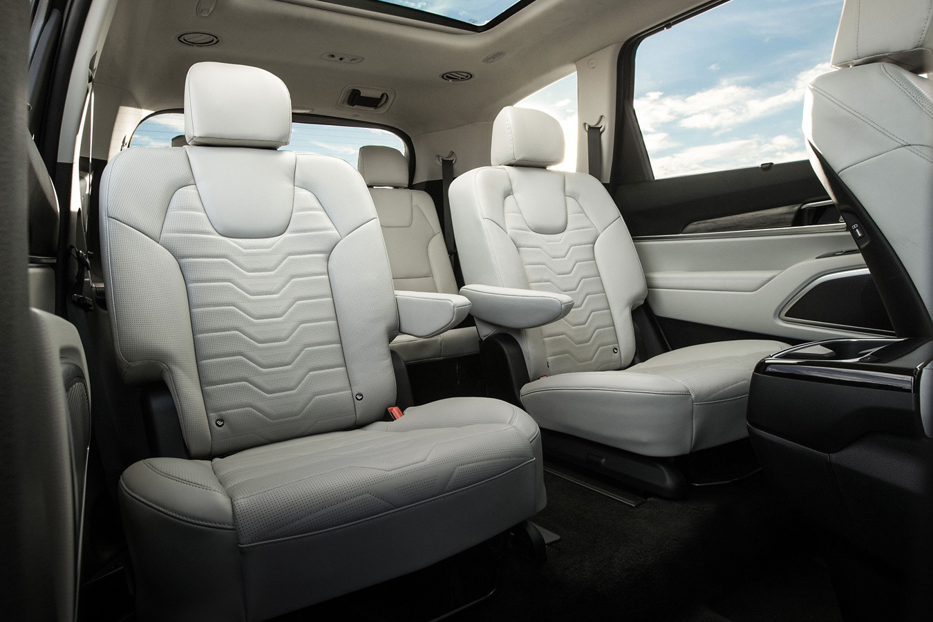Luxurious Seating in the 2020 Telluride