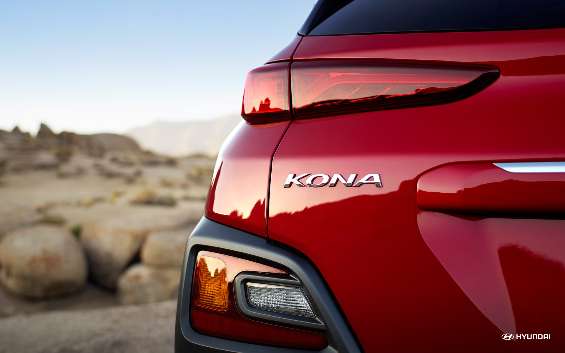 Striking Exterior of the 2019 Hyundai Kona