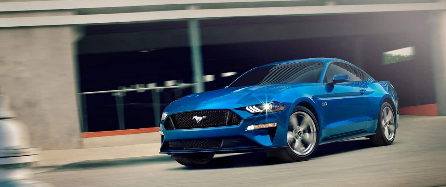 2019 Ford Mustang for Sale near Forney, TX