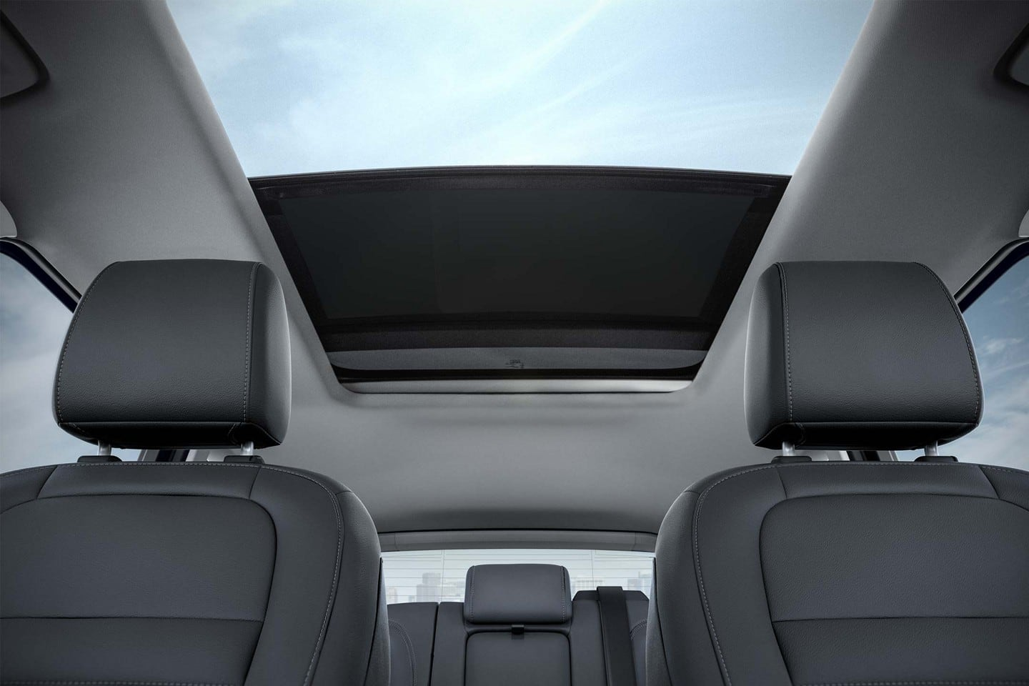 2019 Ford Escape's Panoramic Vista Roof