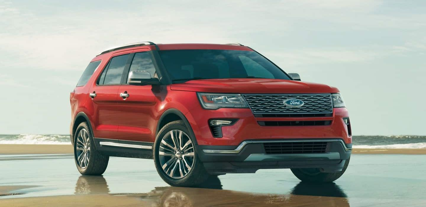 2019 Ford Explorer for Sale near Forney, TX
