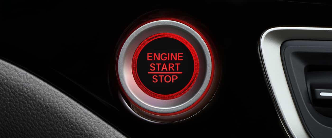 2019 Honda Pilot Engine Start/Stop