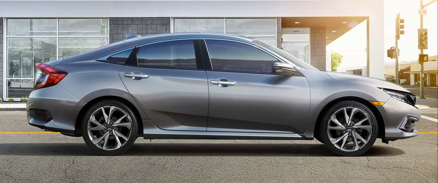 2019 Honda Civic for Sale near Folsom, CA