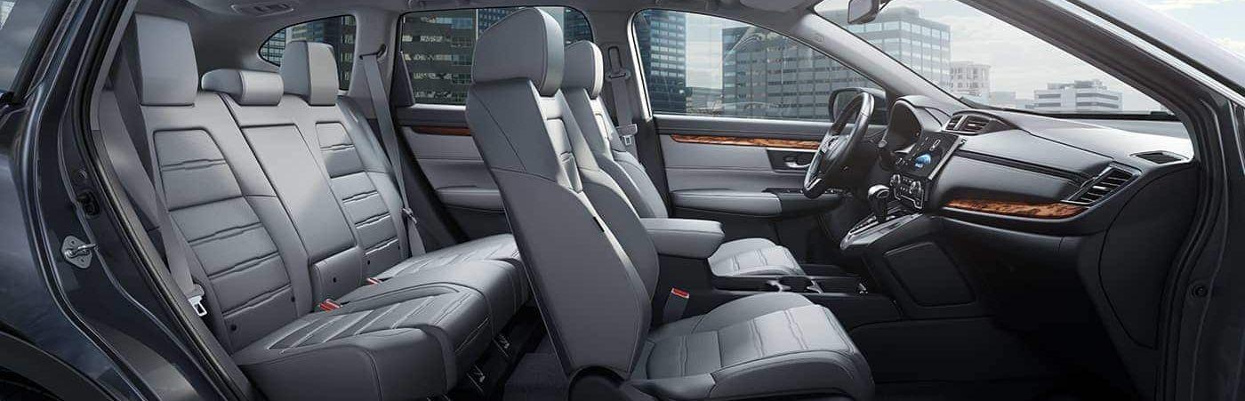 2019 Honda CR-V's Spacious Interior