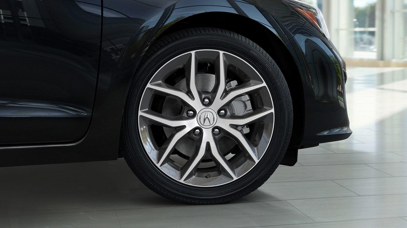 Optional Wheel Design of the 2019 Acura ILX