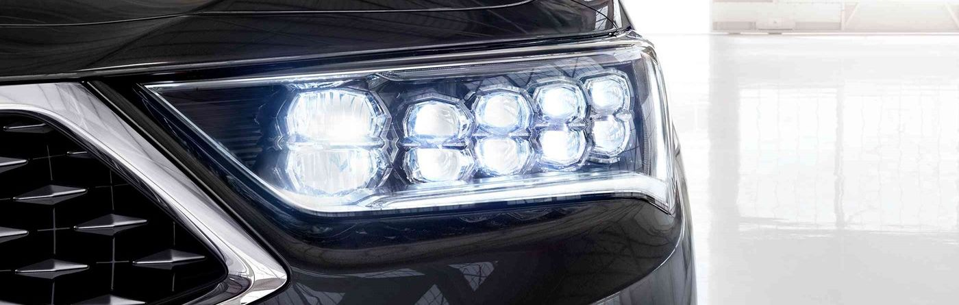 Jewel Eye Headlights of the 2019 Acura RLX