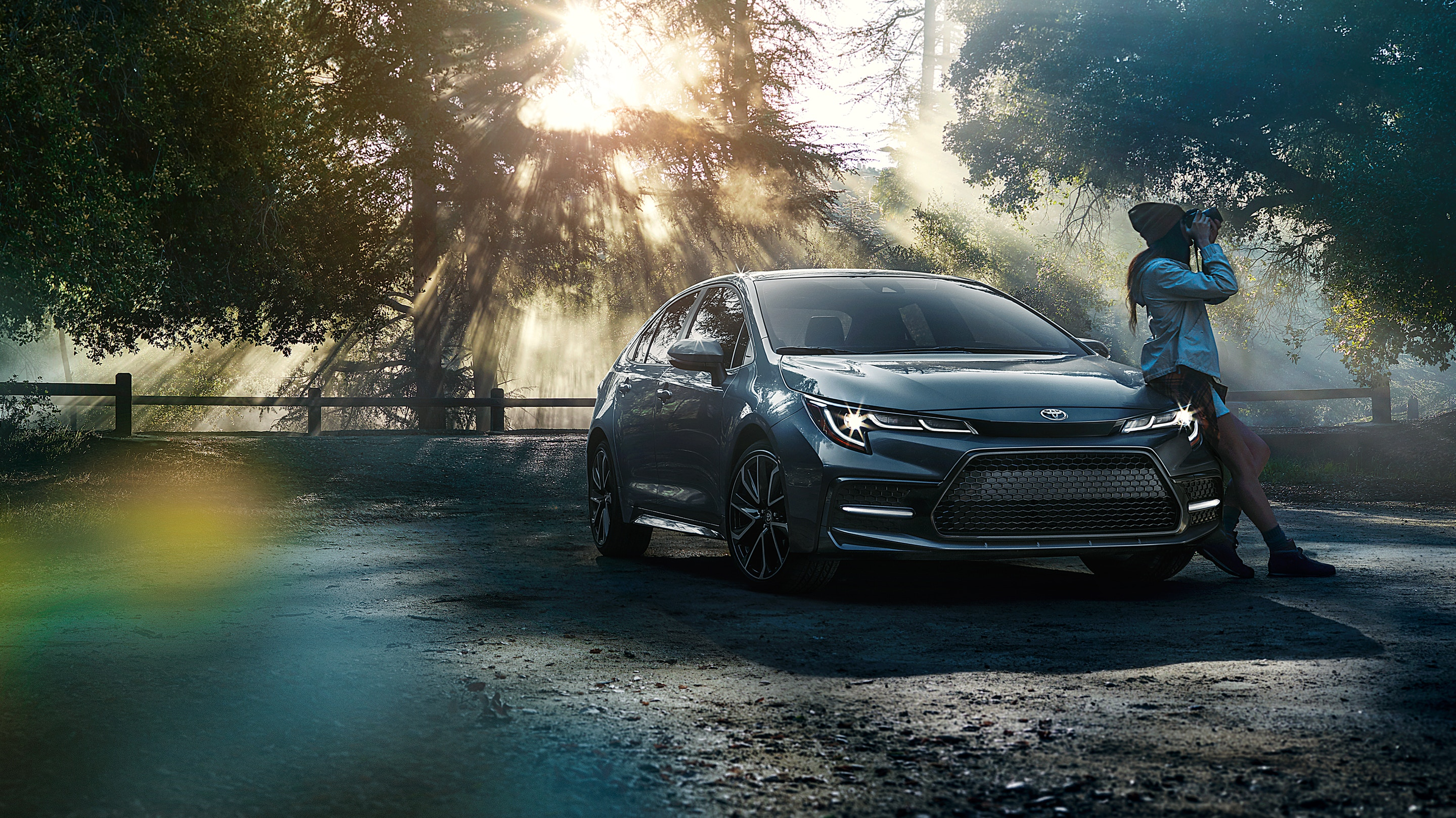 2020 Toyota Corolla Leasing near Cleveland, OH