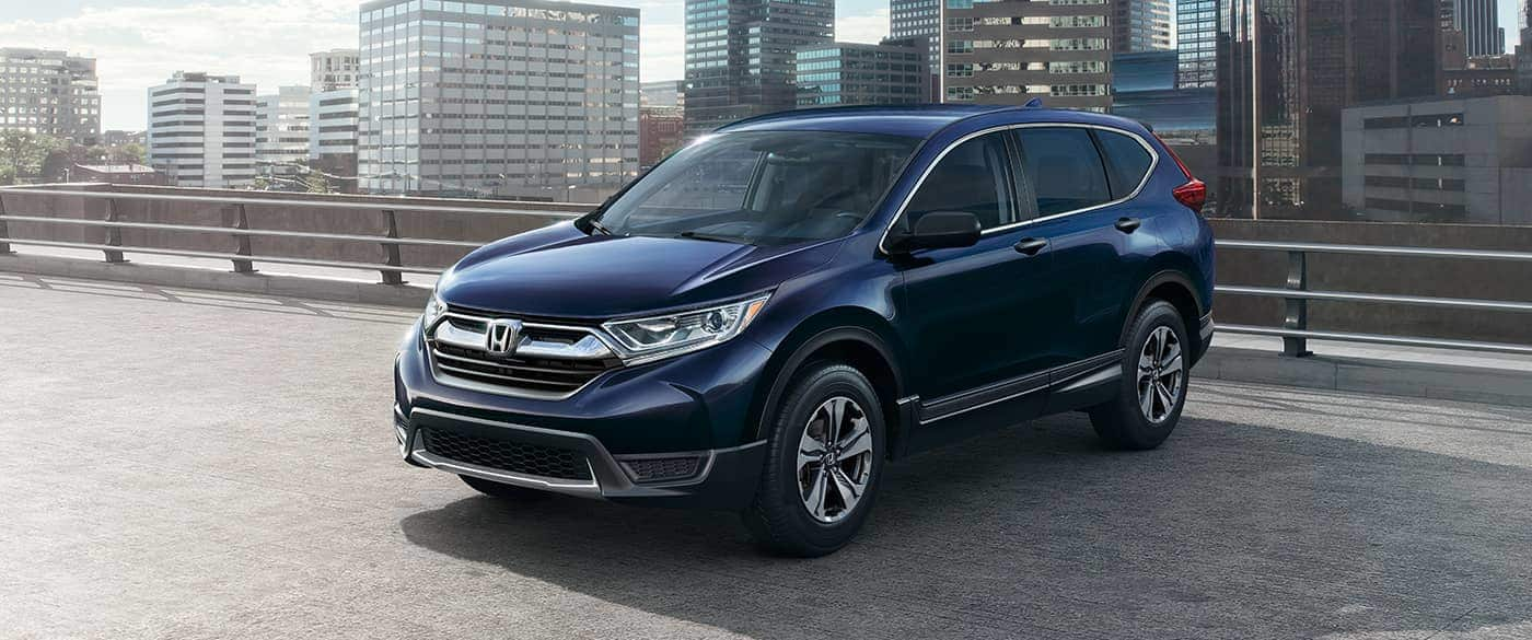 2019 Honda CR-V vs 2019 Toyota RAV4 near Bethesda, MD
