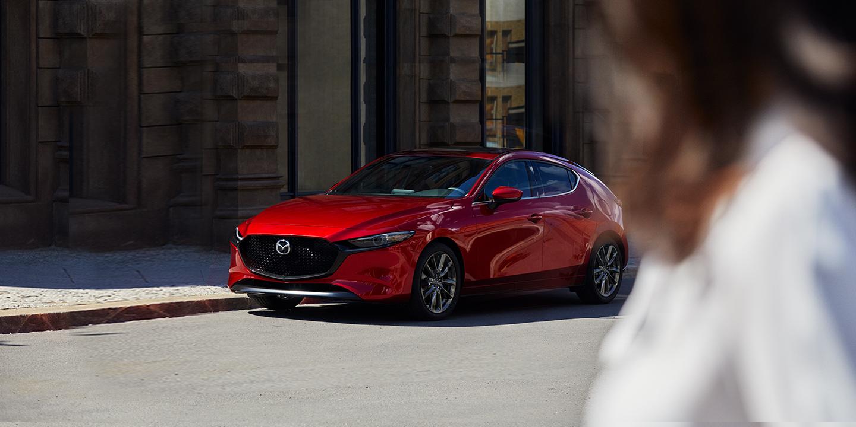 2019 Mazda3 Leasing near Lansing, MI