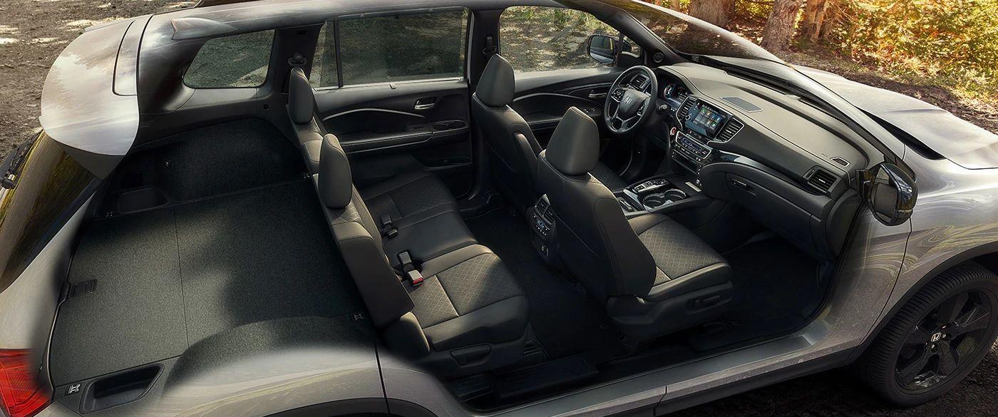 2019 Highlander Full Interior