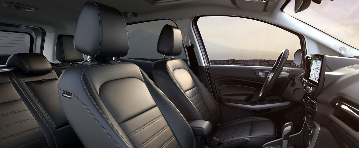 Premium Seating in the 2019 Ford EcoSport