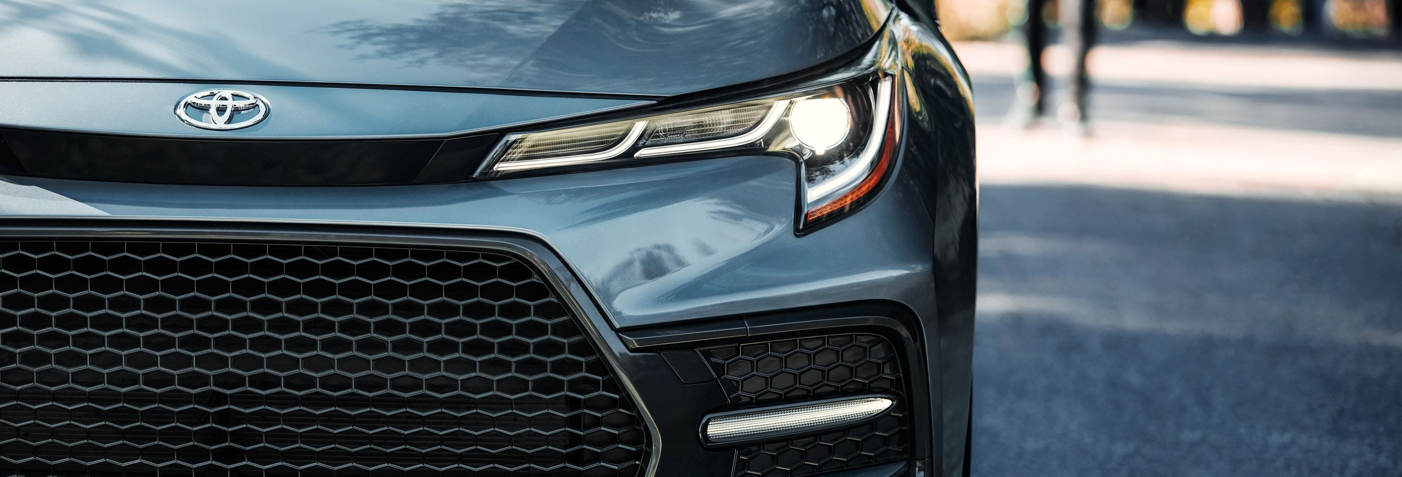 Dramatic Style of the 2020 Corolla
