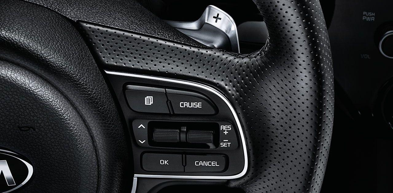 2019 Sportage Steering Wheel