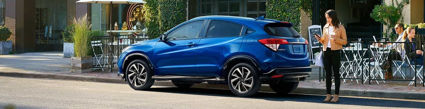 2019 Honda HR-V Financing near Aiken, SC