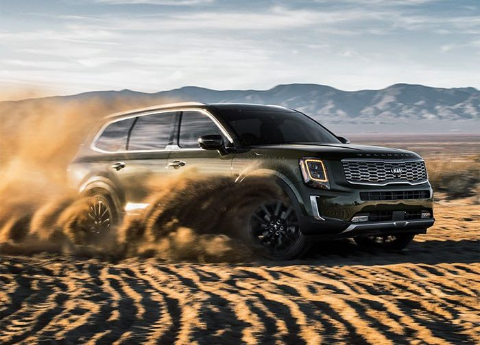 2020 Kia Telluride Leasing in Lake Wales, FL