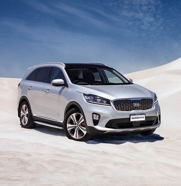 2019 Kia Sorento Interior: 2019 Kia Sorento For Sale Near Cibolo, TX