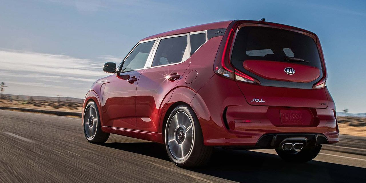 2020 Kia Soul Leasing near Escondido, CA