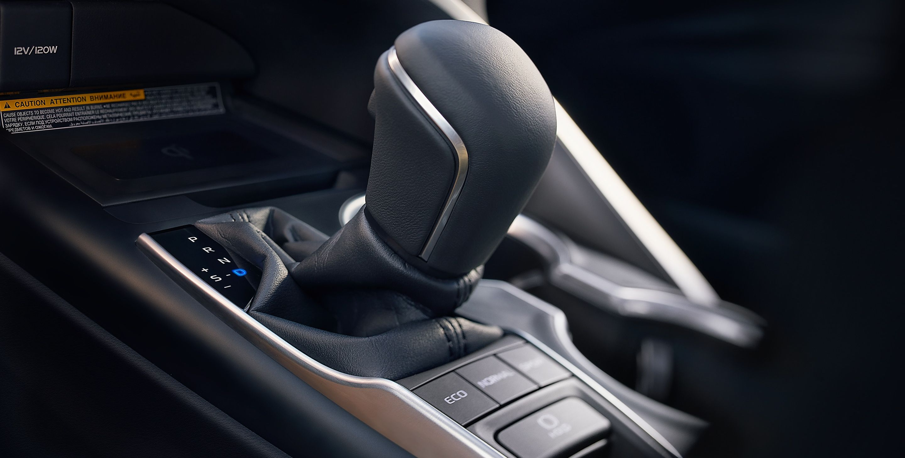 2019 Toyota Camry Gear Shifter