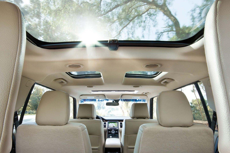 Enjoy Some Fresh Air While Cruising in the Flex!