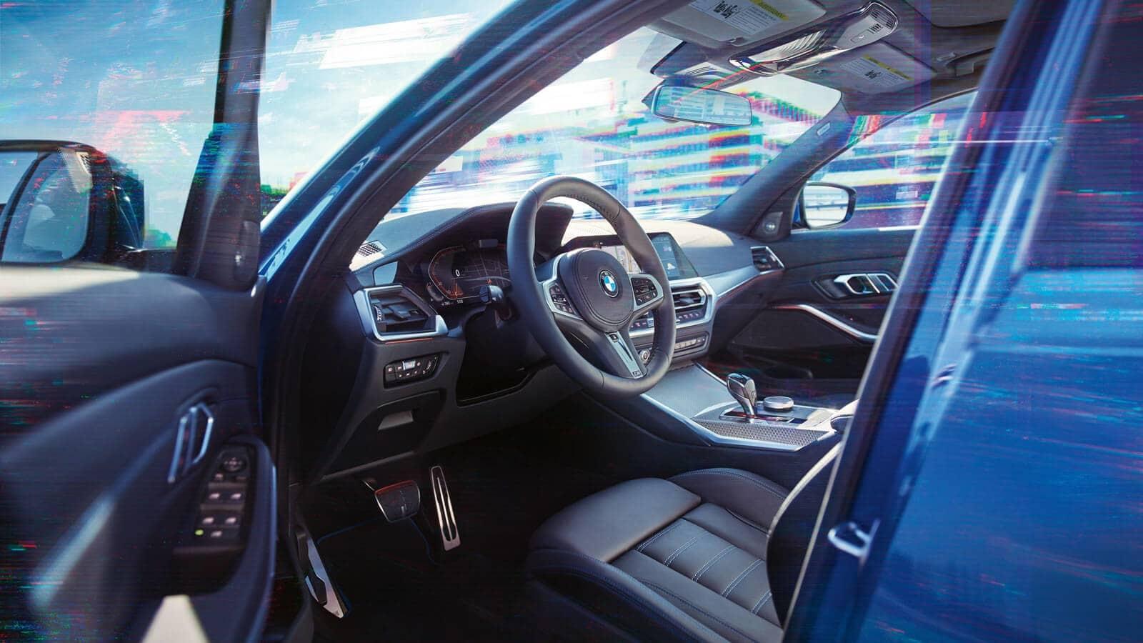 2019 3 Series Cockpit