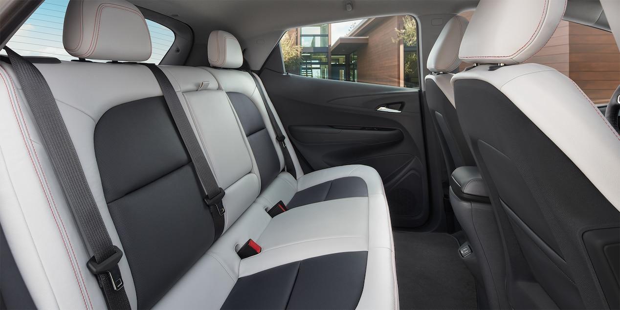 2019 Chevrolet Bolt EV Interior