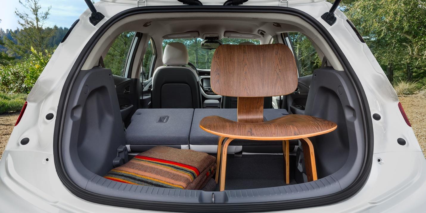 2019 Chevrolet Bolt EV Cargo Space