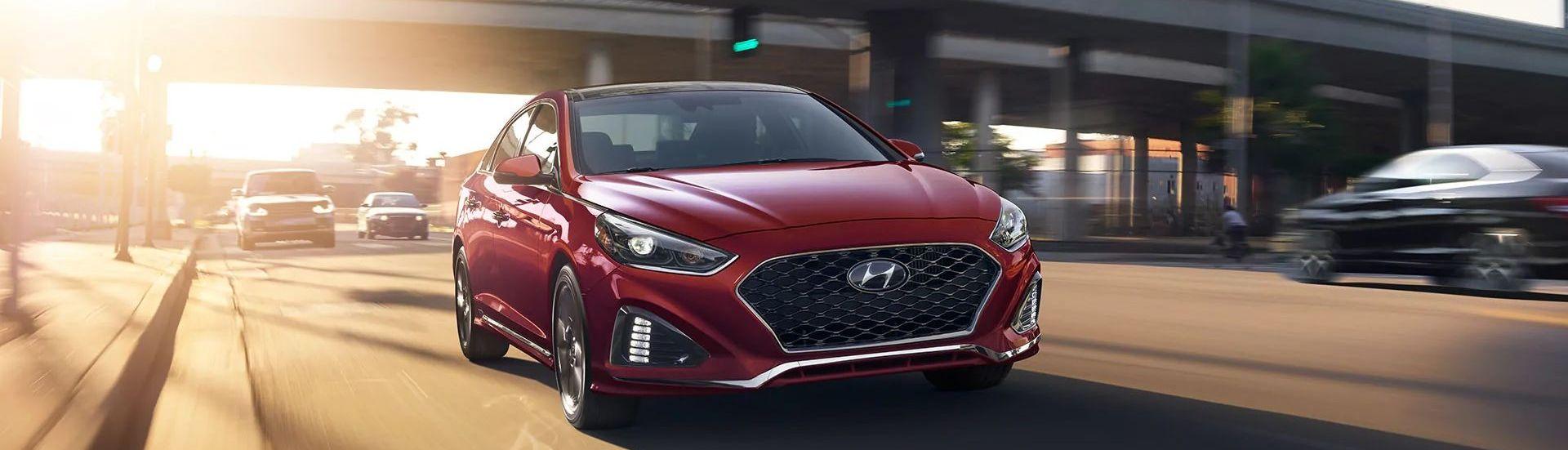 2019 Hyundai Sonata Leasing near Arlington, VA