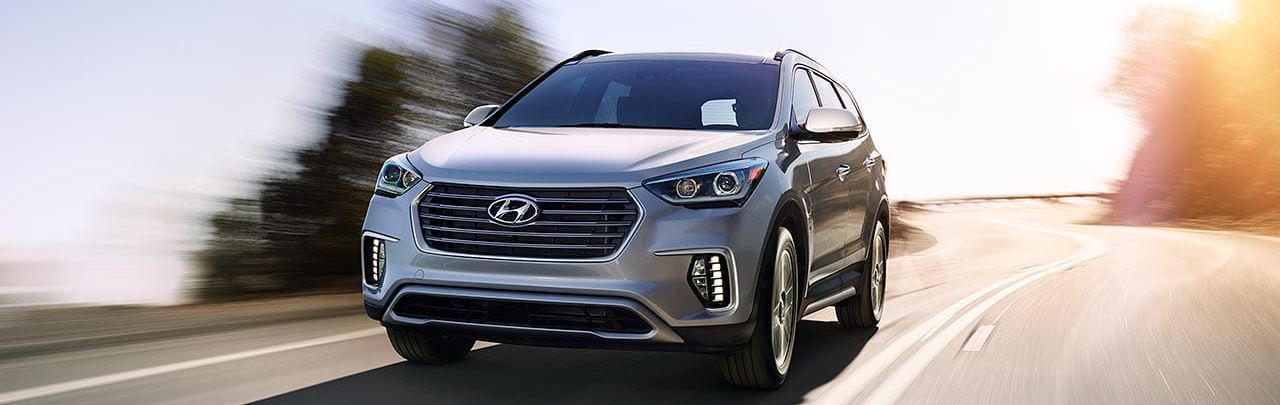 2019 Hyundai Santa Fe XL Leasing near College Park, MD