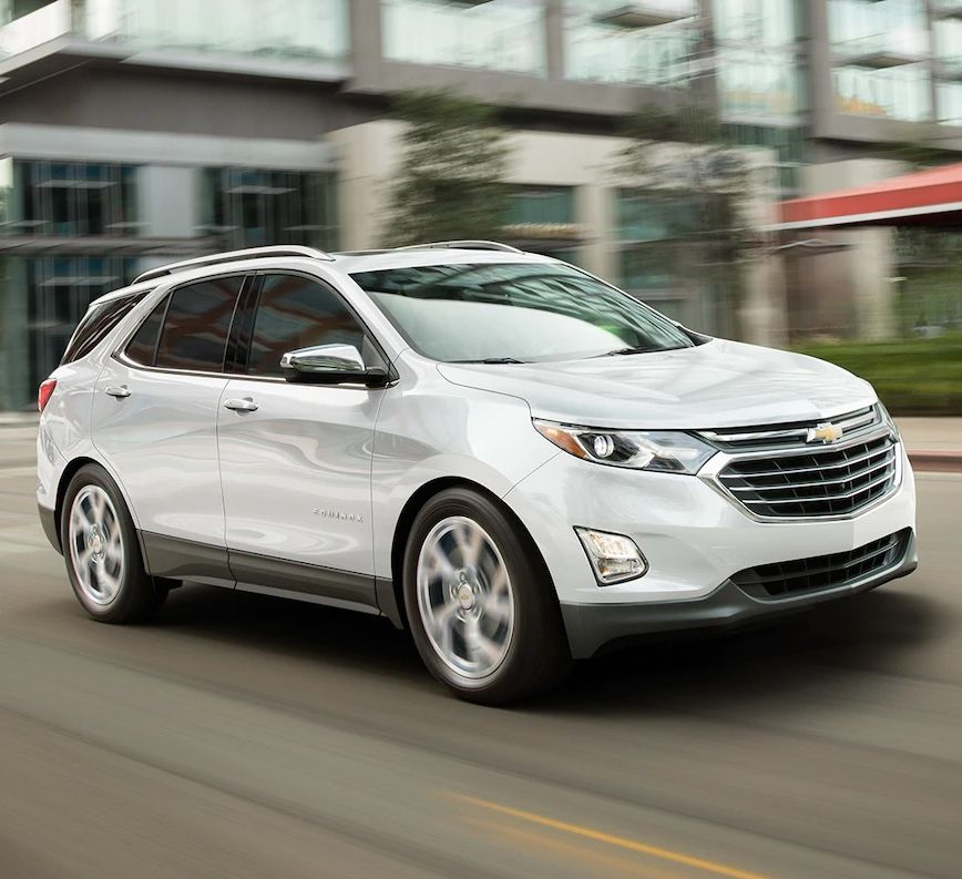 2019 Chevrolet Equinox for Sale near Clinton Township, MI