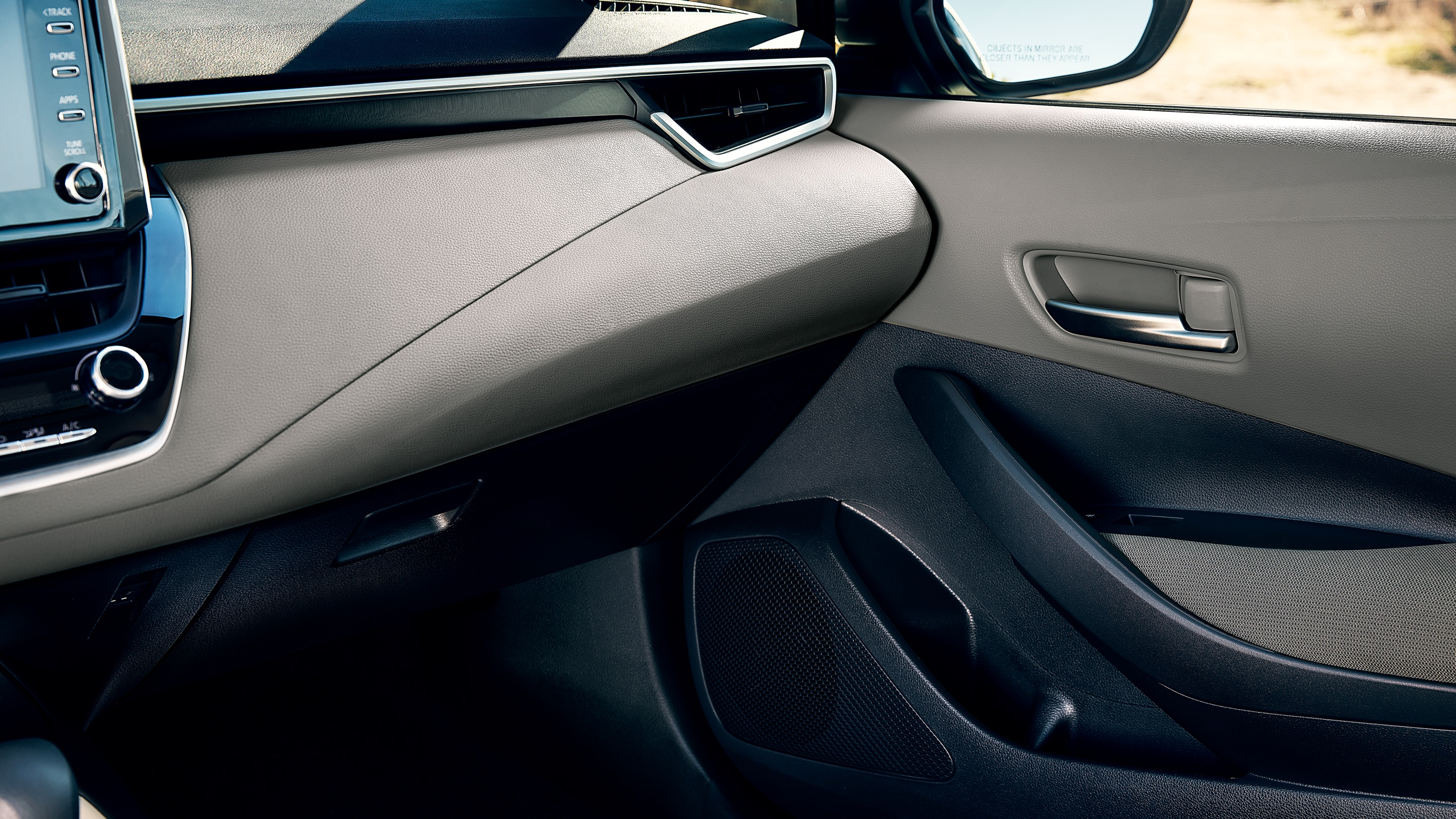 You'll Love the Materials in the 2019 Corolla Hybrid!