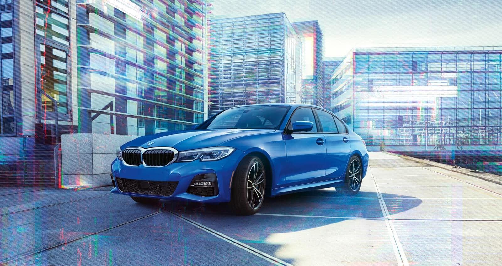 2019 BMW 3 Series vs 2019 Jaguar XE near Valparaiso, IN