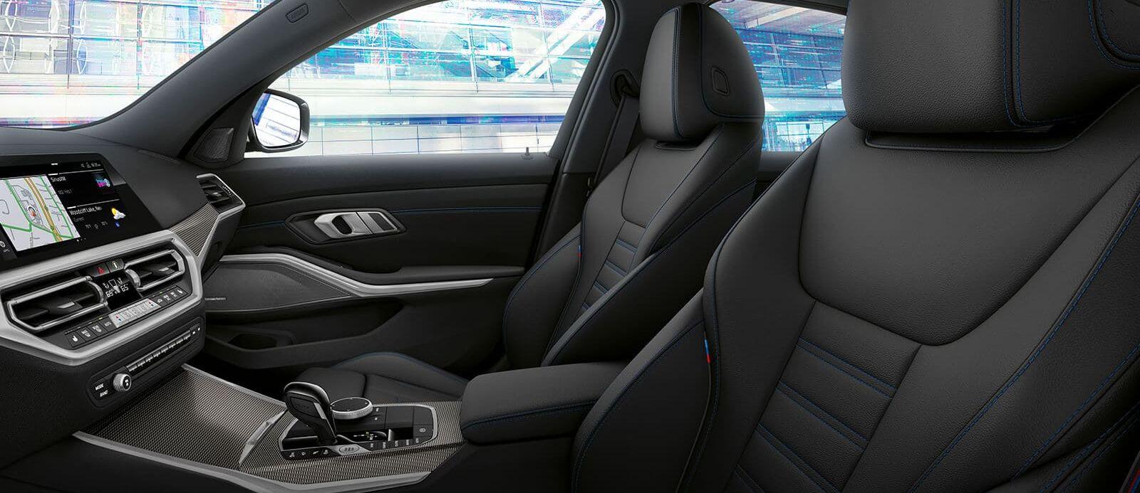 2019 BMW 3 Series Comfortable Seating