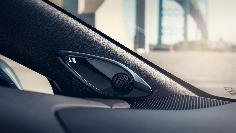 2020 Toyota Corolla JBL System