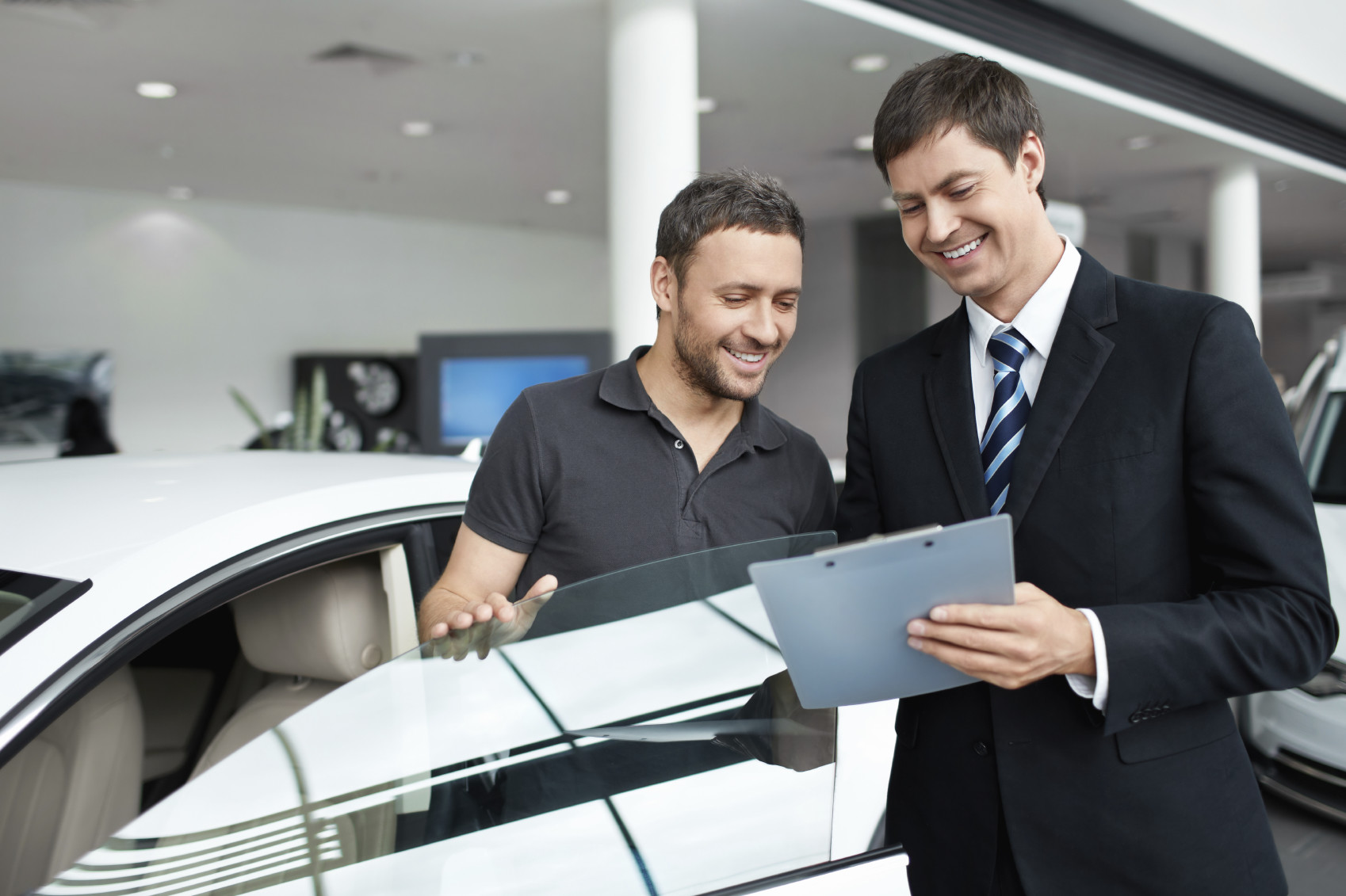 Let Our Team Help You With the Car Buying Process!