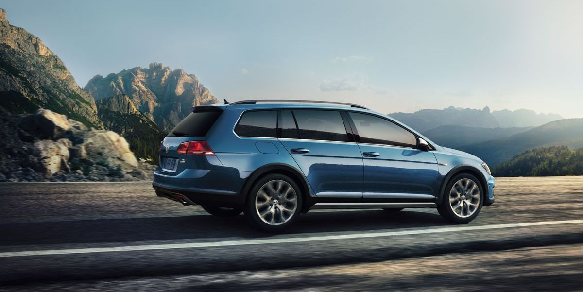 2019 Volkswagen Golf Alltrack Leasing near Washington, DC