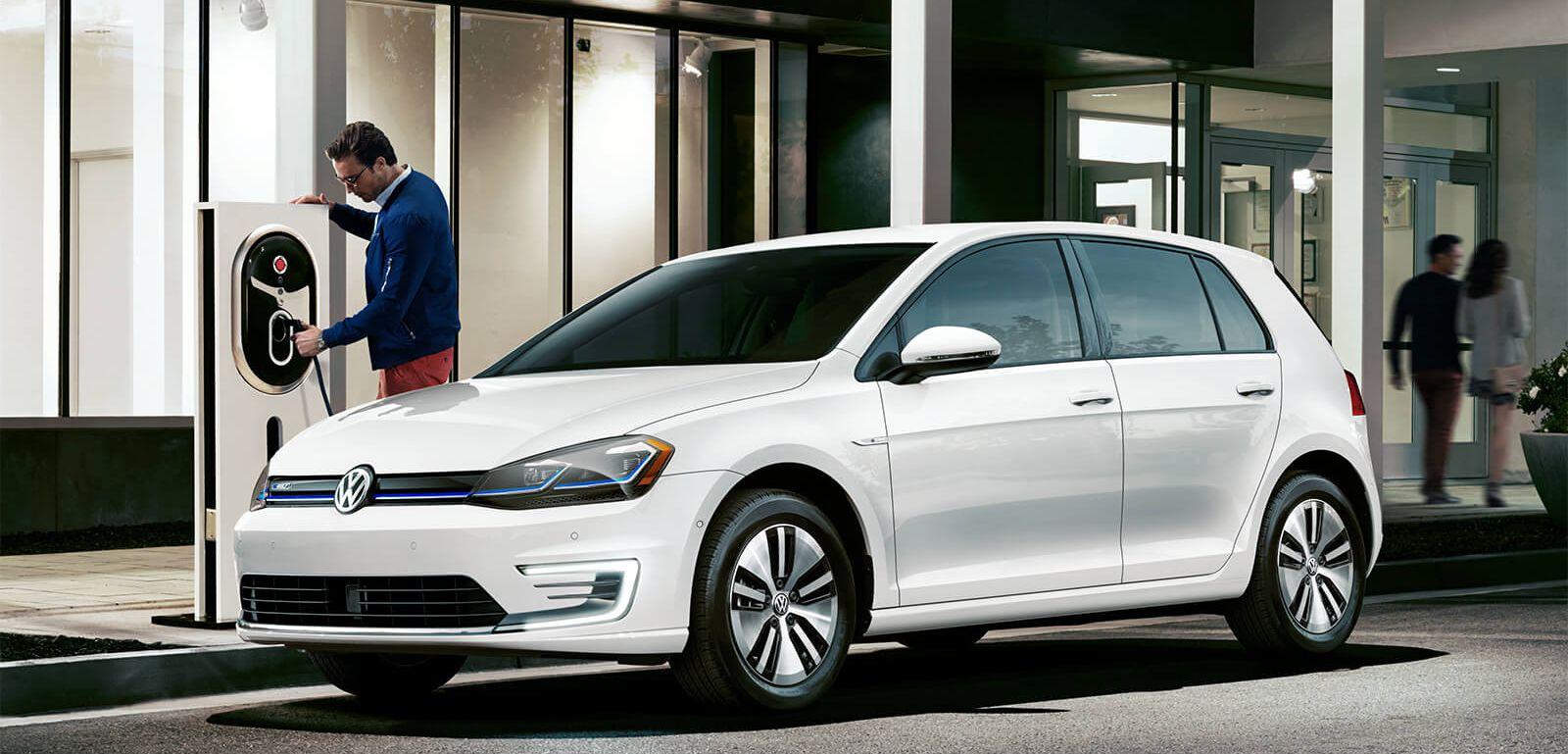 2019 Volkswagen e-Golf Leasing near Washington, DC