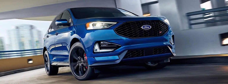 2019 Ford Edge Trim Levels near Round Lake, IL