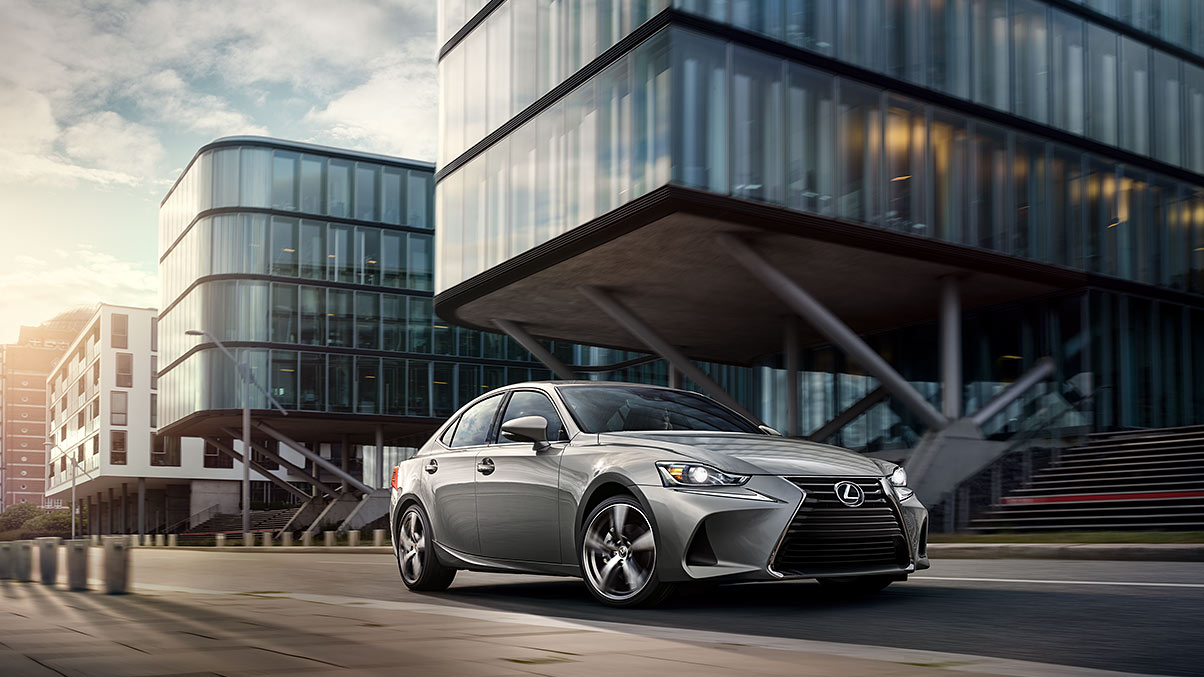 2019 Lexus IS 300 Leasing near Silver Spring, MD