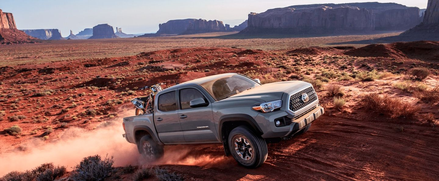 2019 Toyota Tacoma Leasing in Kansas City, MO, 64114