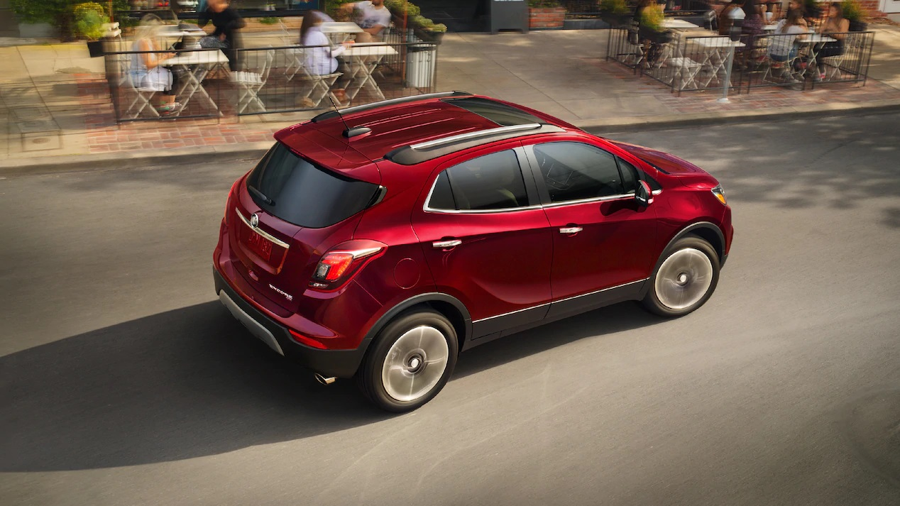 What's the Difference Between the Encore and the Enclave near Austintown, OH