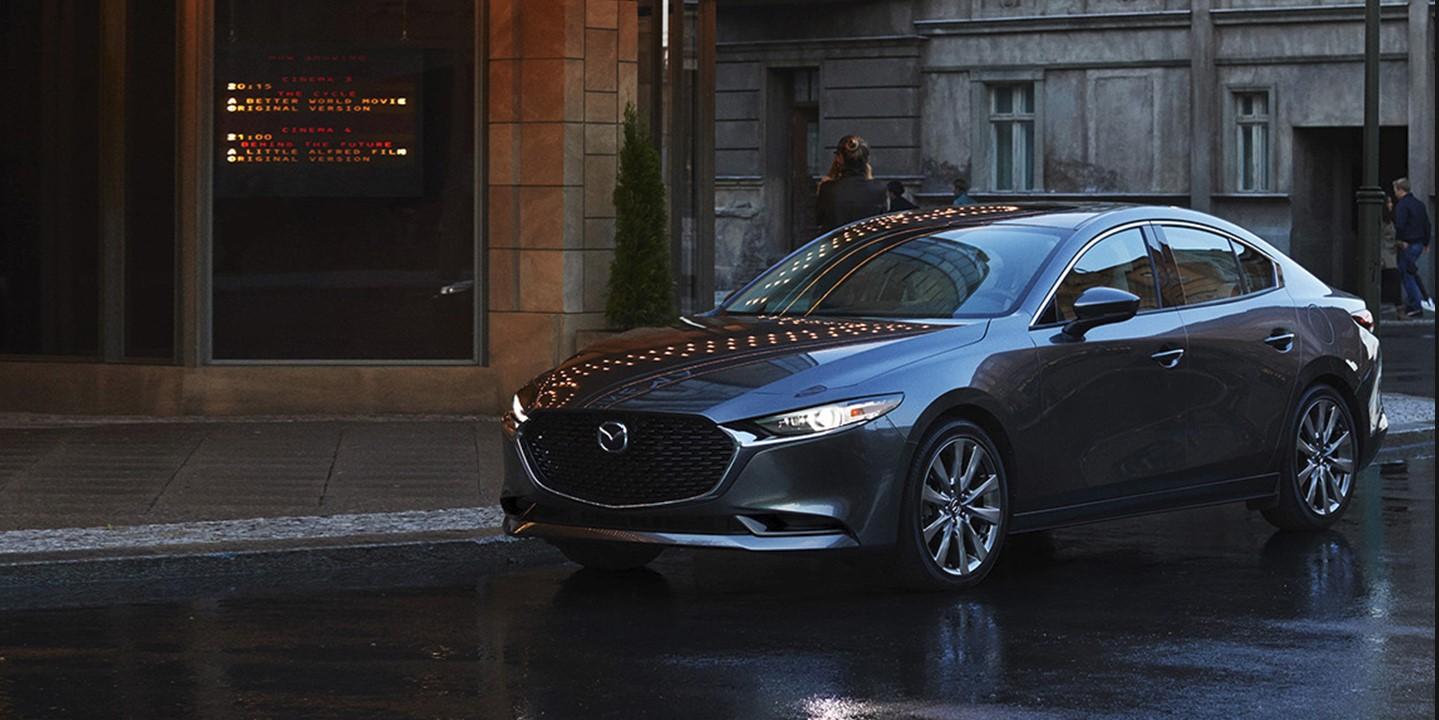 2019 Mazda3 Sedan Leasing near Albany, NY