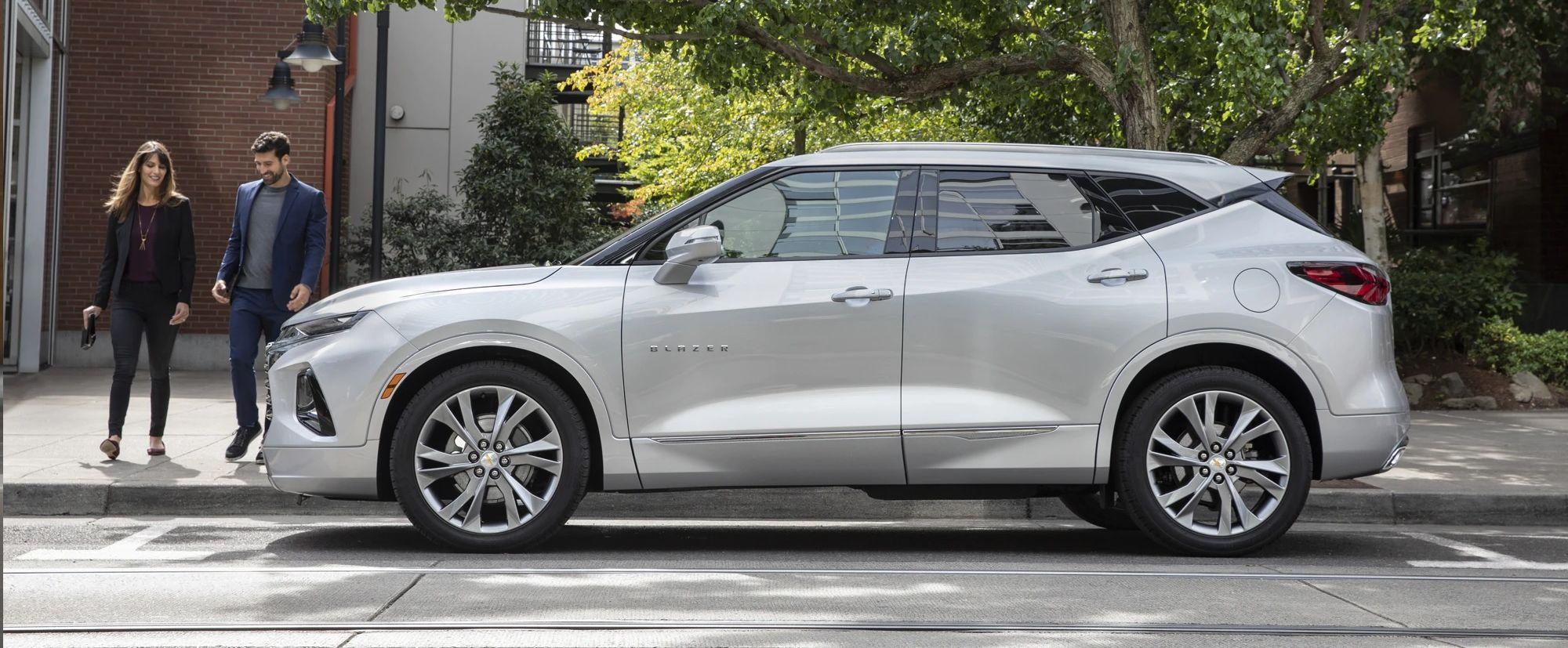 Características de seguridad de la Chevrolet Blazer 2019 cerca de North County, CA