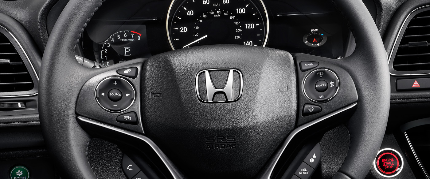 2019 HR-V Steering Wheel
