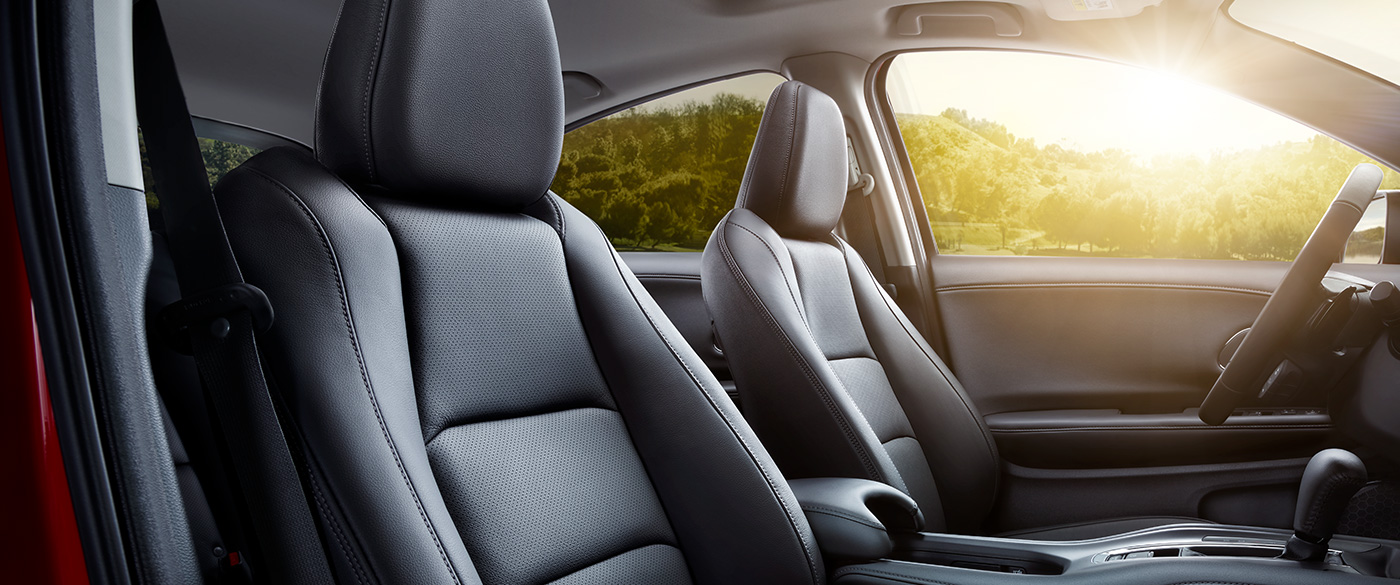 Heated Front Seats in the 2019 HR-V