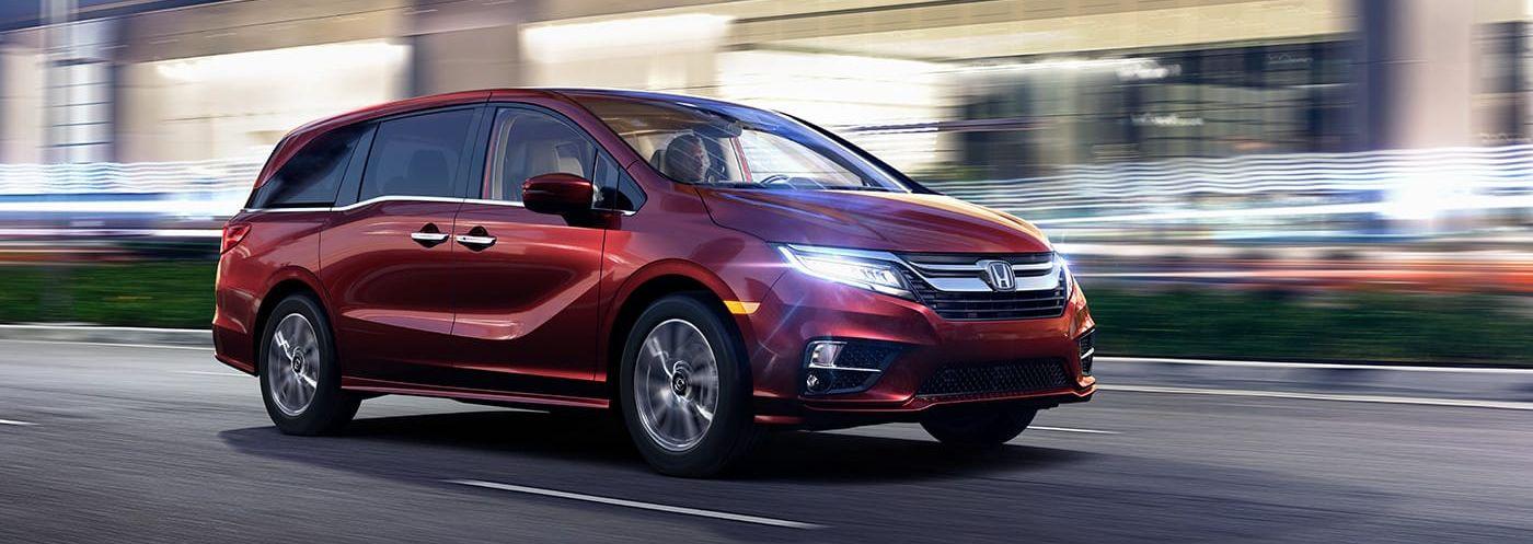 2019 Honda Odyssey Financing near Aiken, SC