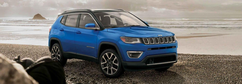 2019 Jeep Compass Leasing near Choctaw, OK