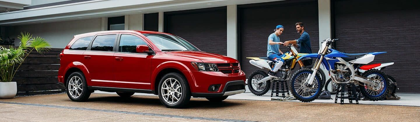 2019 Dodge Journey Leasing near Oklahoma City, OK