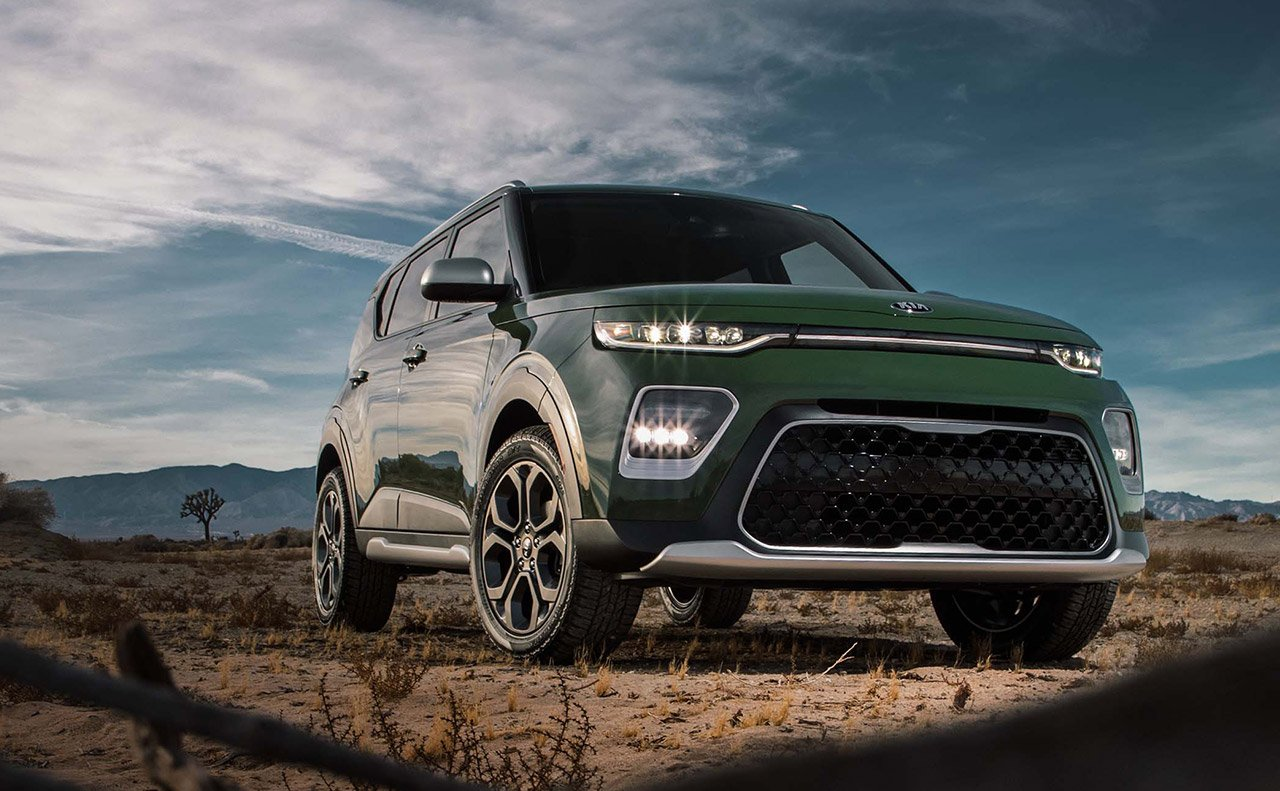 2020 Kia Soul Leasing near Council Bluffs, IA