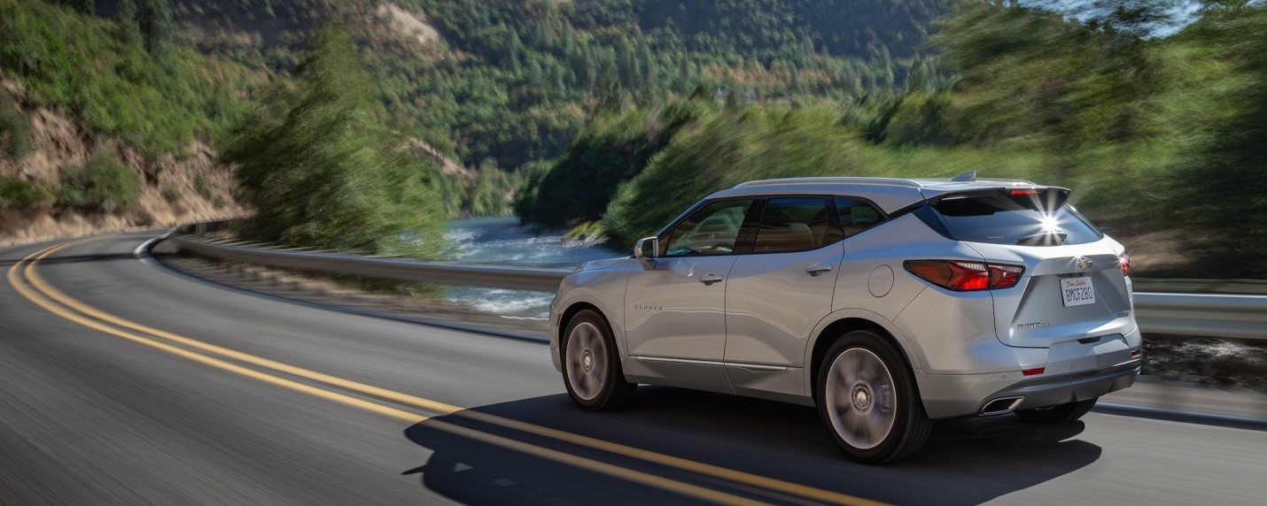 Chevrolet Blazer 2019 a la venta cerca de North County, CA