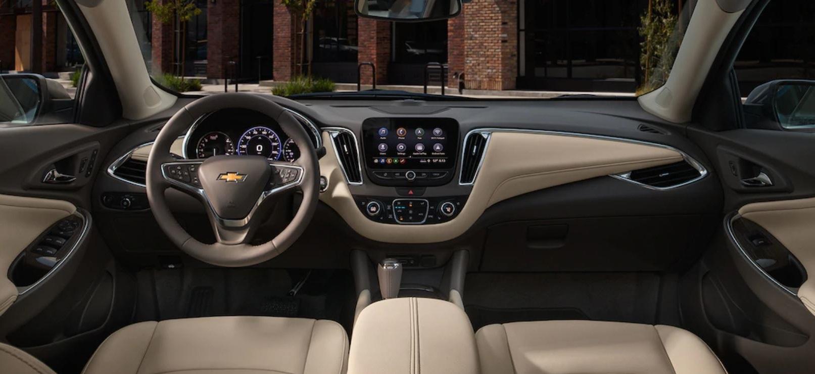 2019 Chevrolet Malibu for Sale near Carol Stream, IL - Kingdom Chevrolet